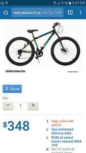 """Selling a """"Wicked Fallout Plus 3.0"""" Mountain bike"""