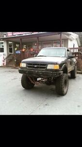 2 ford rangers for parts