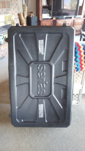 Serfas Bike Box Case