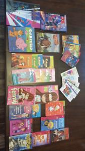 35 livres jeune lecteur: Fanny, Passepeur, Kaboul,  Garfield etc