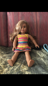 4 . American girl dolls 500.00 or each one separately