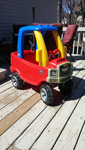 Little Tikes Cozy Truck Ride-On