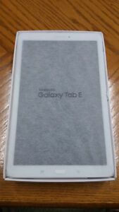 "Samsung Galaxy Tab E 9.6"" Tablet"
