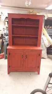 RUSTIC COUNTRY STYLE CABINET