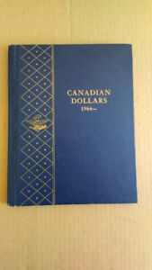 Briliant Uncirculated Canadian Dollar Collection-Mint Condition