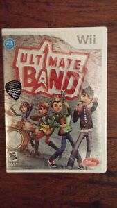Wii Ultimate Band (unopened)