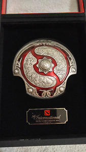 Level 1000 Collector's Aegis of Champions 2016 DOTA 2