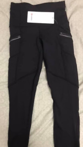 Size 2 Lulu Lemon leggings brand new with tags
