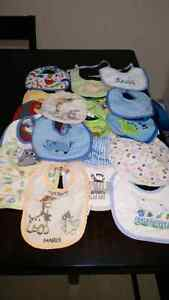Assorted bib lot