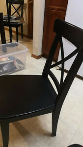 IKEA,INGOLF Chair, brown-black