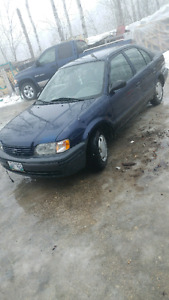 Safetied 1999 Tercel