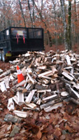 Hardwood & Softwood Firewood Delivered