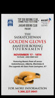 Saskatchewan Golden Gloves Amateur Boxing Tournament