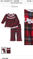 Looking for- Red Plaid 3T pajamas