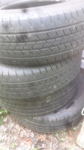 GT Radial 245/70/16 tires