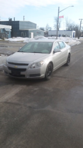2008 Chevy Malibu Safetied/Etested