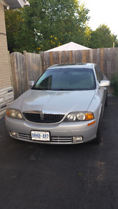 2001 Lincoln LS Sedan