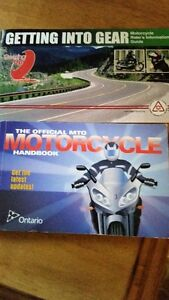 MTO's Official Driver's Handbooks
