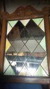 Stain Glass Mirror London Ontario image 2