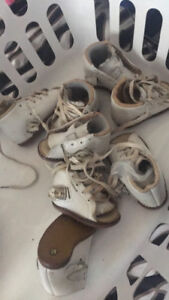Baby shoes (medical) for club foot 4 pairs