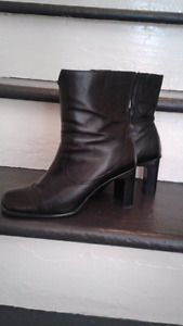 Black boots from ALDO size 38