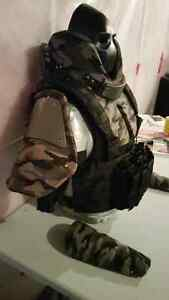 Army of Two Inspired Holloween Costume Strathcona County Edmonton Area image 5