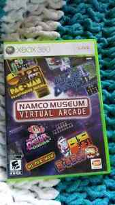Namco Museum Xbox 360 Game