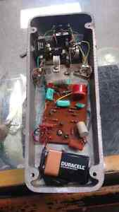 Vintage Dallas Arbiter Fuzz Wah Face 1970s -impossible to find Windsor Region Ontario image 9