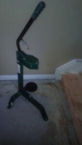 Great used Heavy Duty floor corker