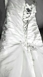 Wedding Dress/ Corset style lace up