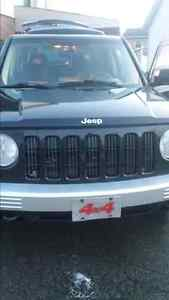 2007 jeep patriot limited 4×4