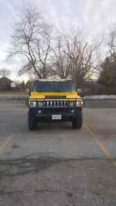 HUMMER H2 NEW TRANSMISSION AND UPGRADED PARTS!