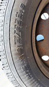 Good Year Nordic Snow Tires Cambridge Kitchener Area image 3
