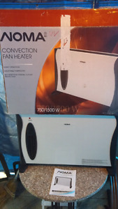 Noma Convection Fan Heater