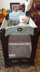 Graco traveling baby cribs Peterborough Peterborough Area image 2