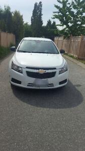 2014 Chevrolet Cruze 1LS Sedan