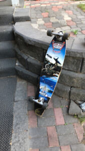 Longboard sector nine