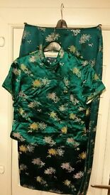 """STUNNING CHINESE OUTFIT!!!-""""CHONG SAM""""-MONSOON-MUST SEE BARGAIN!!!"""