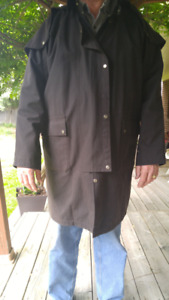 Outback Oilskin Riding Coat