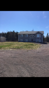 Fully Furnished 9 year old home in Flatrock available July 1st