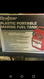 plastic marine fuel tank