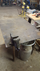 Welding tables for sale