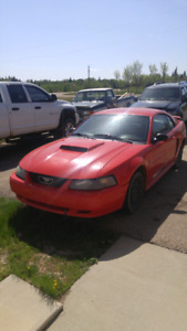 2003 Ford Mustang $3500 OBO. Comes with winter tires too!
