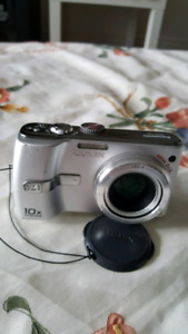PANASONIC LUMIX # DMC-TZ1 camera .