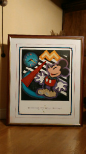 CADRE PHOTO DISNEY MICKEY MOUSE PHOTO FRAME