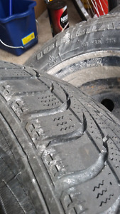 Winter tires (used)