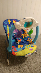 Fisher Price Soothing Vibrating Chair