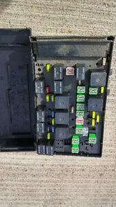 IPM fuse and relay center from a 2007 Grand Caravan