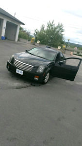 2005 Cadillac CTS fully loaded LOW MILEAGE