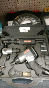 Craftsman air tool combo kit.